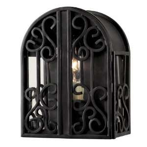World Imports WI525042 One Light Outdoor Wall Light Rust