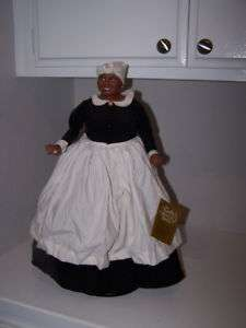 FRANKLIN MINT GWTW MAMMY PORCELAIN DOLL