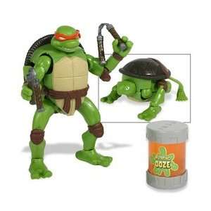 TMNT Movie Mutations Figures   Mutating Mike Toys & Games