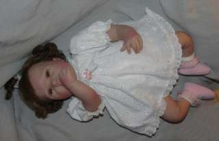 Perfect Reborn Tinneke Janssens Baby Girl Doll by Ashton Drake ADG
