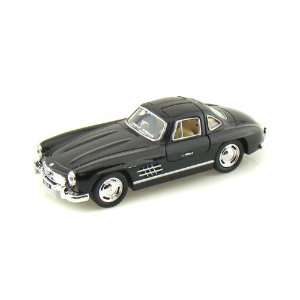 1954 Mercedes  Benz 300 SL Coupe 1/36 Black Toys & Games