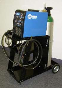 Large Heavy Duty Steel Mig Tig Welding Cart Storage