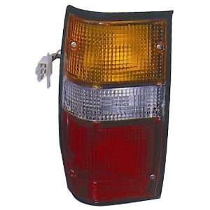 Depo 314 1902L AS2 Mitsubishi Pickup Driver Side Replacement Taillight