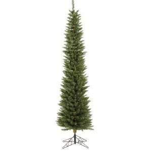 Multi Pre Lit Durham Pole Pine Christmas Tree