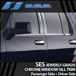 2003 2010 Ford Explorer Chrome Window Sill Trim Automotive