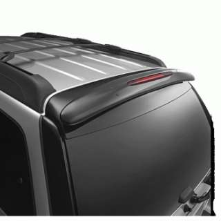 02 06 Rear window Air Deflector Trailblazer Envoy Ranie