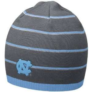 Nike North Carolina Tar Heels (UNC) Charcoal Field Access Knit Beanie