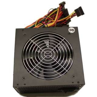 Kentek 600w Watt ATX Computer Power Supply 2 FAN SATA