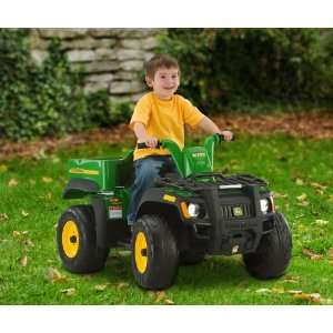 John Deere Buck EXT By Peg Perego
