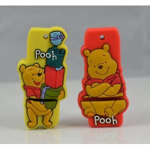 Cute Winnnie Shape 8gb Usb Flash Drive Electronics