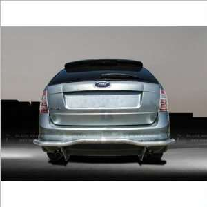 Black Horse Stainless Steel Bumper Guard 07 11 Ford Edge