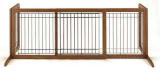 Richell Freestanding Free Standing Dog Pet Gate Large