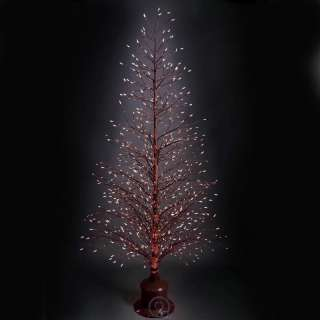 The Color Changing Twinkling Light Tree 551 Fiber Optic Christmas