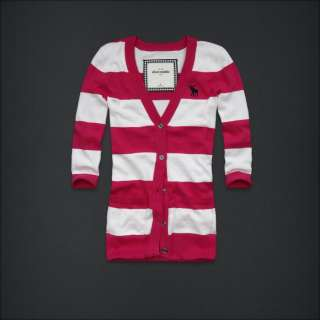 2012 New Girls abercrombie & fitch kids By Hollister Sweater Cardigan