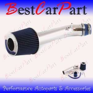 96 97 98 Honda Civic Hx Ex 1.6 L4 Short Ram Intake Blue (Included Air