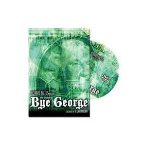 Bye George DVD dollar bill money Magic Trick Illusion