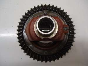 IH CUB CADET 106 PULLING GARDEN TRACTOR TRANSAXLE DIFFERENTIAL GEAR