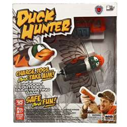 Duck Hunter Extreme Indoor/ Outdoor 2 player Radio Control Infrared