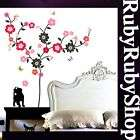 CP 034 JAPANESE APRICOT TREE DECO WALL STICKER DECALS items in