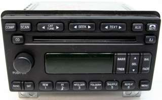 FORD RANGER 2005 FACTORY OEM STEREO CD PLAYER RADIO