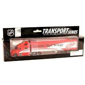 Red Wings 180 Scale Diecast Tractor Trailer