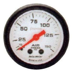 Phantom 2 1/16 0 150 PSI Mechanical Air Pressure Gauge Automotive