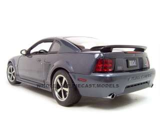 2004 FORD MUSTANG MACH 1 GREY 118 AUTOART MODEL