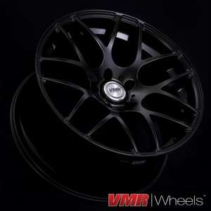 inch Matte Black V710 Wheels BMW 3 Series E90 E92 328 330 335