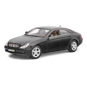 Mercedes Benz CLS Class 1/18 Black Toys & Games