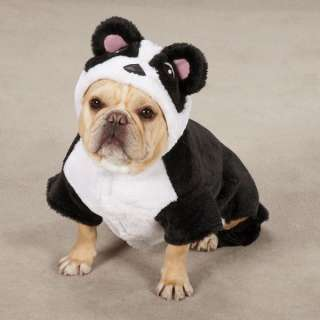 PANDA PUP Halloween Pet Dog Costume XS, S, M, L, XL