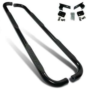 Satin Black Side Step Nerf Bars  Tahoe or Yukon 4Dr 1995