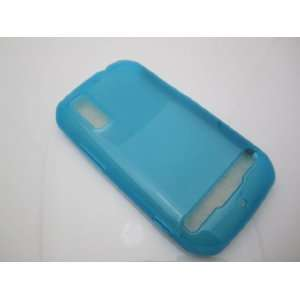 TPU Gel Rubber Skin Cover Case for Motorola Photon MB855 / Electrify