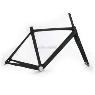 CXS Super Light Carbon Fiber Road Racing Bike Frame & Fork Size47/51