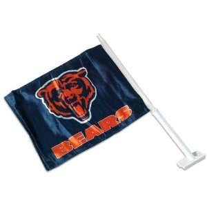 Chicago Bears Car Flag Patio, Lawn & Garden