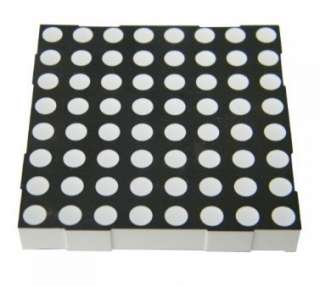 LED DOT MATRIX DISPLAY 8X8 / TWO COLOR LED ARRAY MODULE