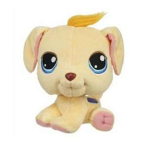 Hasbro Littlest Pet Shop Huggable Plush Golden Retriever