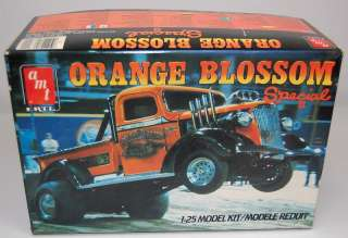 ORANGE BLOSSOM SPECIAL II TRACTOR TRUCK PULLING TRUCK MODEL KIT