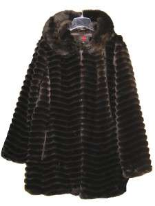 womens winter hood faux fur coat jacket plus size2X 3X