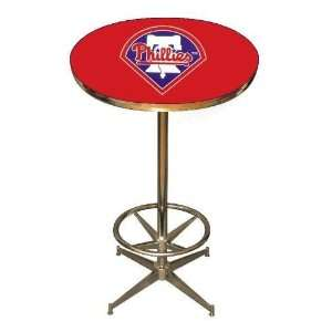 Phillies 40in Pub Table Home/Bar Game Room