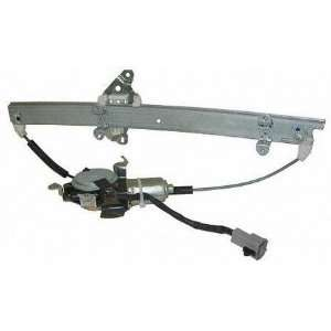 02 04 INFINITI I35 i 35 FRONT WINDOW REGULATOR LH (DRIVER SIDE), Power