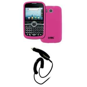 EMPIRE Sprint Express Hot Pink Silicone Skin Case Cover