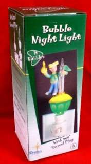Green Bay Packers Cheesehead Bubble Night Light