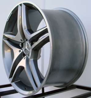 AMG Wheels Rims Fit Mercedes CLS 320/350/550 CLS 55/65 AMG 2004   2011