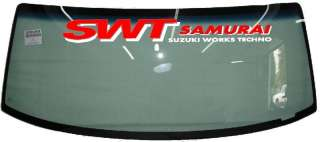 SUZUKI SAMURAI WINDSHIELD BANNER Decals & Stickers