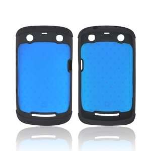 Blue Black OEM Dicota Hard Silicone Case Cover, D30326 For