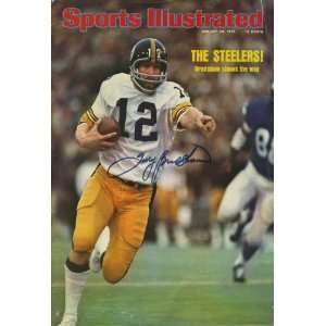 13x19 Terry Bradshaw Sports Illustrated Autograph Poster