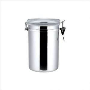 Stainless Steel Air Tight Canister by Cuisinox  Mirror