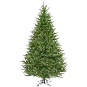 Bavarian Fir 78 Christmas Tree with Clear Lights