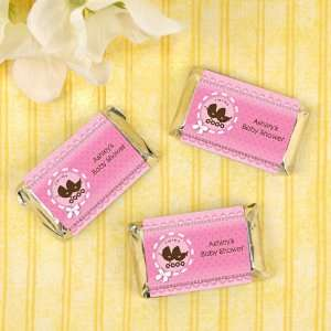 Baby Carriages   20 Mini Candy Bar Wrapper Sticker Labels Baby Shower