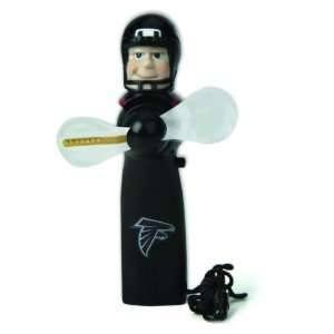 Falcons Magical LED Light Up Fan and Display Stand
